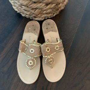 Cork Jack Rogers Sandals